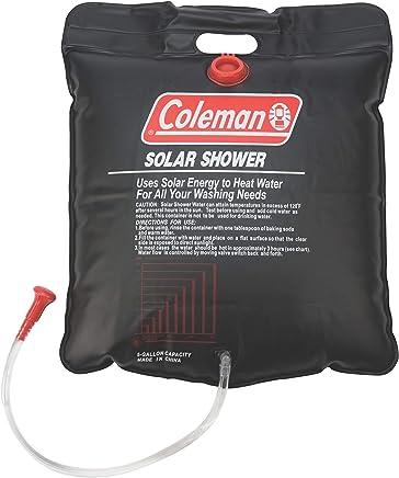 Coleman Ducha para acampar de PVC de 5 galones