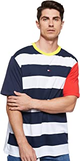 Tommy Hilfiger Men's Drop Shoulder Tee T-Shirt