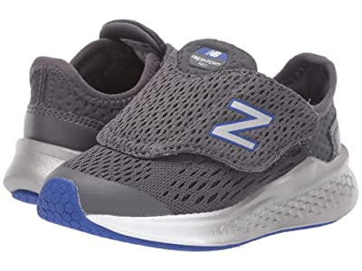 New Balance Kids Fresh Foam Fast (Infant/Toddler) (Magnet/UV Blue) Boys Shoes