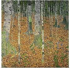 GREATBIGCANVAS Poster Print The Birch Wood, 1903 by Gustav Klimt 12