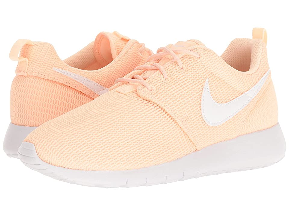Nike Kids Roshe One (Big Kid) (Crimson Tint/White) Girls Shoes