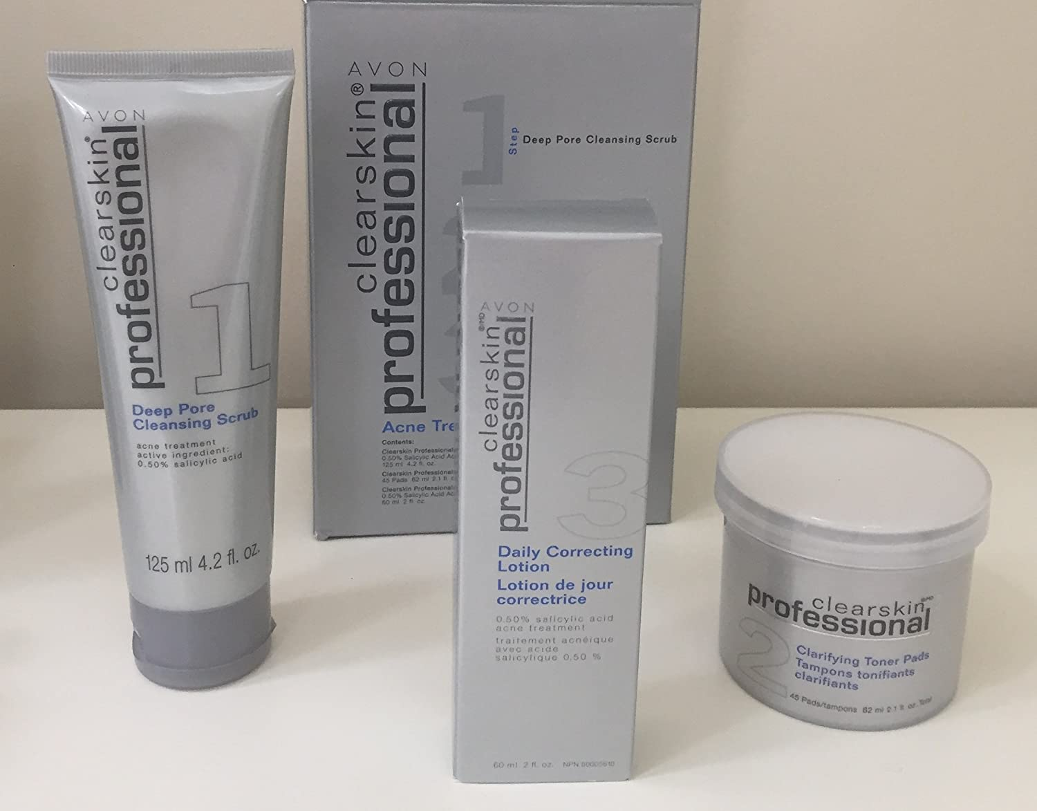 Max 88% OFF Avon Ranking integrated 1st place Clearskin Professional System Treatment Acne