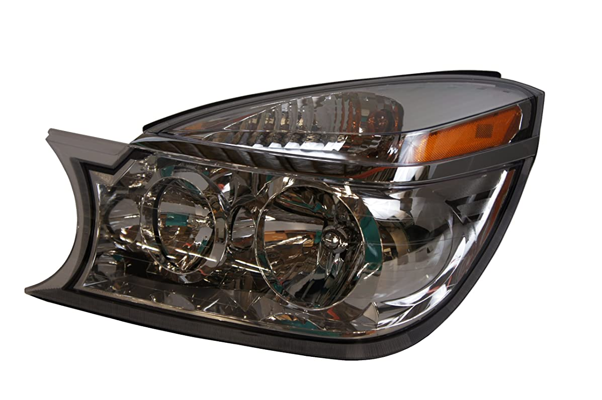 Genuine GM Parts 10342801 Driver Side Headlight Assembly Composite