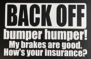 Best bumper stickers for tailgaters Reviews