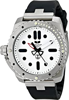 Men's RED3S01 Restrictor Diver 43 Stainless Steel Watch