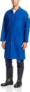 Bulwark Flame Resistant 6 oz Nomex IIIA Lapel Collar Lab Coat