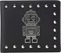 Roboter Series Flap Wallet/Two-Fold Small