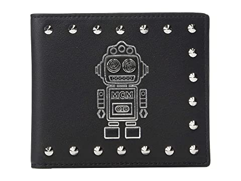 MCM Roboter Series Flap Wallet/Two-Fold Small