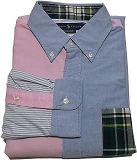 (ポロ ラルフローレン) 長袖 ボタンダウンシャツ クレージー Polo Ralph Lauren 817 [並行輸入品]