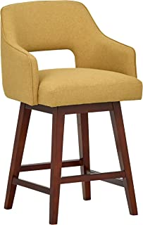 Groovy Amazon Com Yellow Barstools Home Bar Furniture Home Ocoug Best Dining Table And Chair Ideas Images Ocougorg