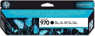 Hp Ink Cartridge - 970, Black