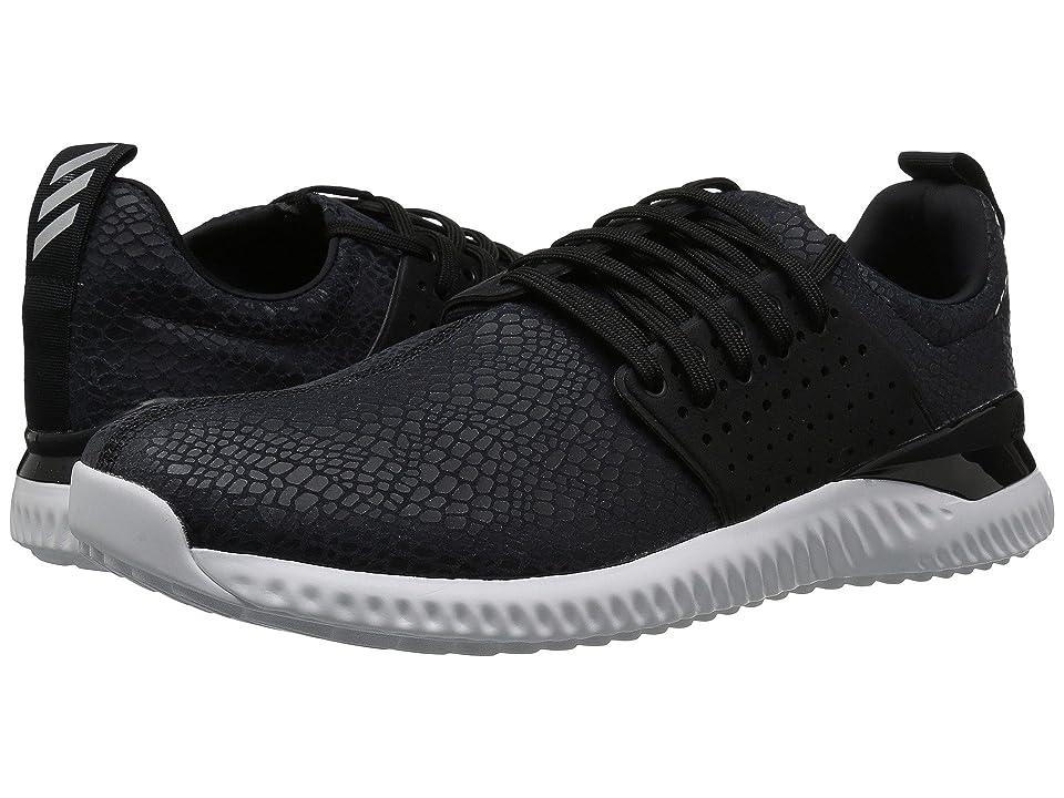 Image of adidas Golf Adicross Bounce (Core Black/Core Black/Footwear White) Men's Golf Shoes