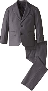 a.x.n.y. Little Boys' Slim Tailored Three-Piece Suit