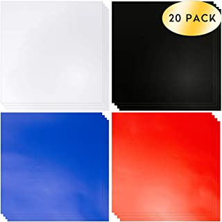 Vinyl Sheets with Adhesive [20, 12