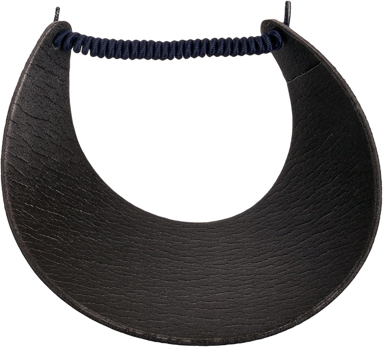 MG Womens Cotton Solid String Sun Visor Hat