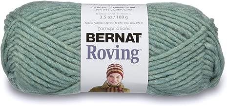 Bernat Roving Yarn, 3.5 oz, Gauge 5 Bulky, Low Tide