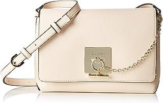Calvin Klein Ck Lock Med Flap Crossbody Messenger Bag