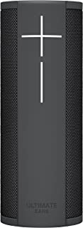 Ultimate Ears MEGABLAST Portable Waterproof Wi-Fi and Bluetooth Speaker with Hands-Free Voice Control - Graphite photo