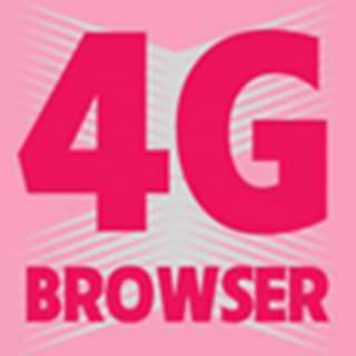 4G High Speed Web Browser