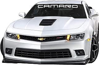 Camaro Window Decal Chevrolet Camaro LT SS Windshield Sticker Vinyl Graphics