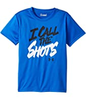 Under Armour Kids - I Call The Shots Short Sleeve (Little Kids/Big Kids)