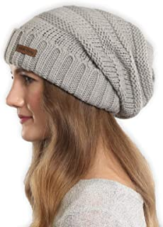 Best chunky cable knit beanie Reviews