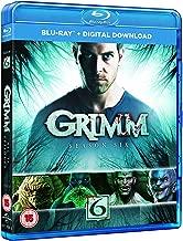 Grimm: Season 6 [Blu-ray]