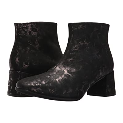 Gabor Gabor 75.860 (Black Floral Metallic) Women