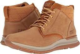 Tan Leather/Suede