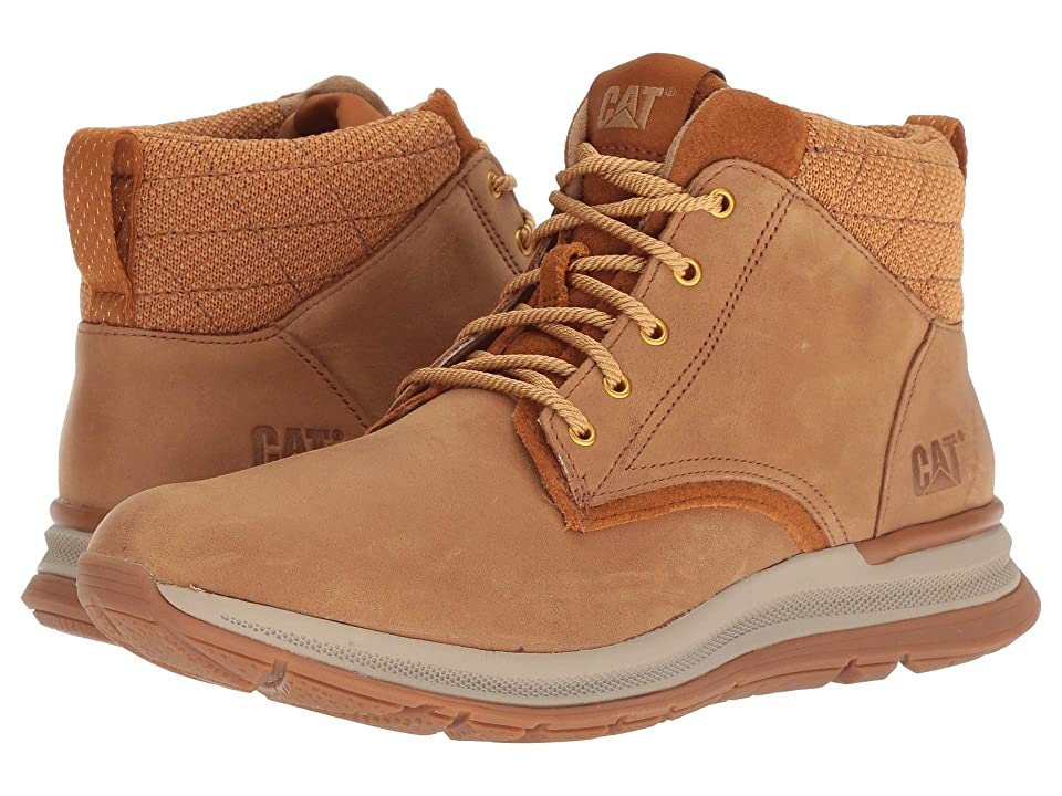 Caterpillar Casual Starstruck (Tan Leather/Suede) Women