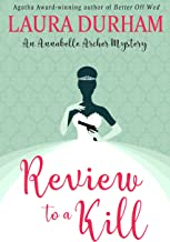Review To A Kill (Annabelle Archer Wedding Planner Mystery Book 4)