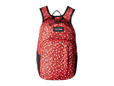 Dakine Campus Small 18L Backpack (Crimson Rose) Backpack Bags