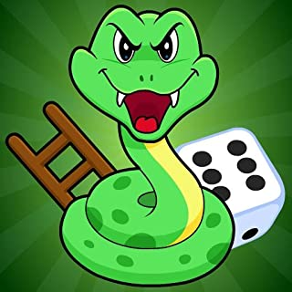 Snakes And Ladders Family Board Game 2,3,4 Player Game