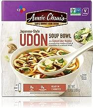 Annie Chun's Udon, Soup Bowl, Non-Gmo, Vegan, 5.9-oz (Pack of 6)