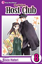 Ouran High School Host Club, Vol. 8