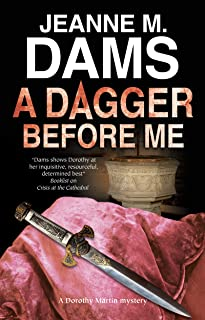 A Dagger Before Me (A Dorothy Martin Mystery Book 21)