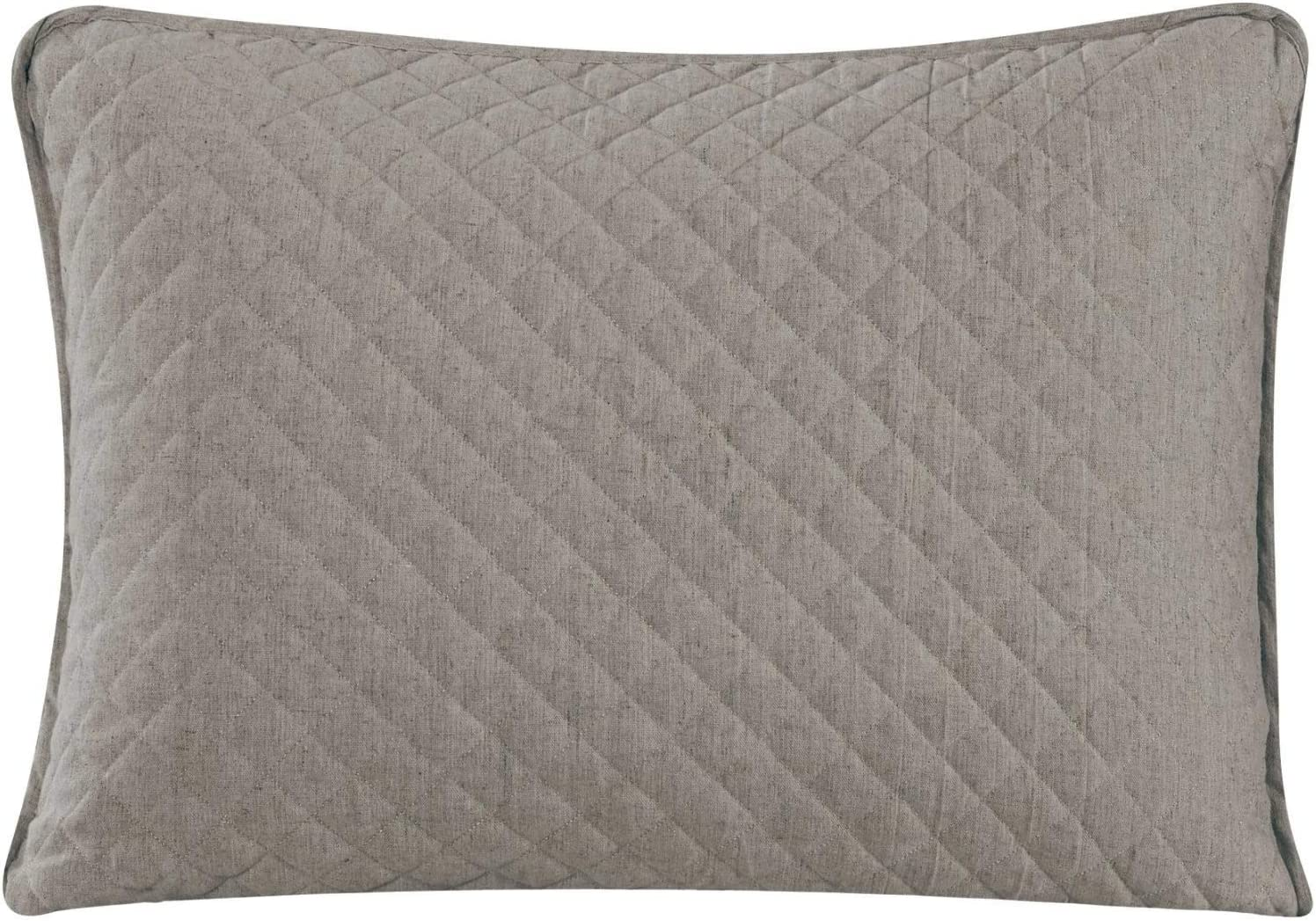 HiEnd Accents Pair of Anna King Free shipping on posting reviews 21x34 We OFFer at cheap prices Sham Taupe