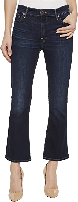 Lucky Brand Bridgette Mini Boot Jeans in Twilight Blue