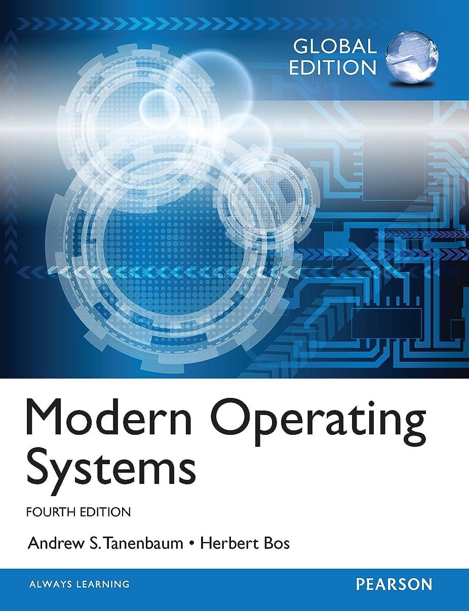 アラートところで誓いModern Operating Systems: Global Edition (English Edition)