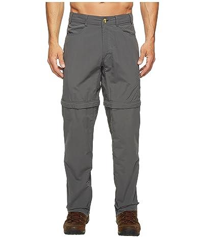 ExOfficio BugsAway(r) Sol Cool Convertible Ampario Pants (Dark Pebble) Men