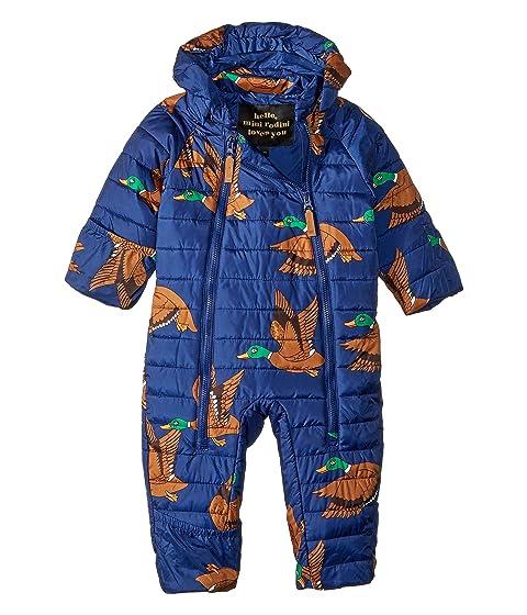 mini rodini Ducks insulator Overall (Infant)