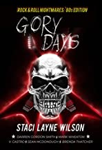 Rock & Roll Nightmares: Gory Days: '80s Edition Short Stories