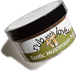 Rub with Love Exotic Mushroom Rub By Tom Douglas, 3.5 Ounce