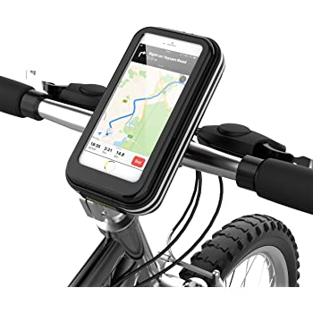 Cloud Bike Frame Bag Color : Red, Size : 5.7 inches Bicycle Phone Mount Cycling Front Top Tube Pouch Frame Phone Holder Bag Pannier
