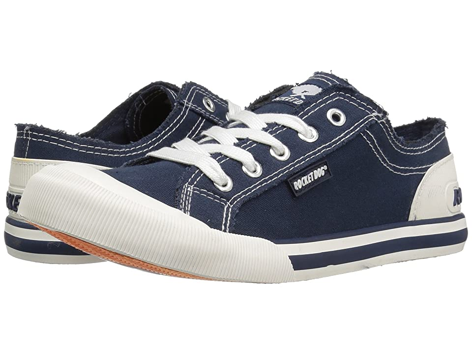 Rocket Dog Jazzin (Navy 8A Canvas) Women