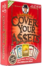 Grandpa Beck's Cover Your Assets Card Game | Fun Family-Friendly Set-Collecting Game | Enjoyed by Kids, Teens, and Adults ...