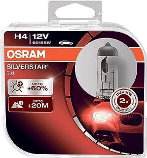 OSRAM 64193SV2-HCB gloeilamp, SILVERSTAR 2.0, set van 2