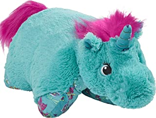 Pillow Pets Colorful Teal Unicorn - 18