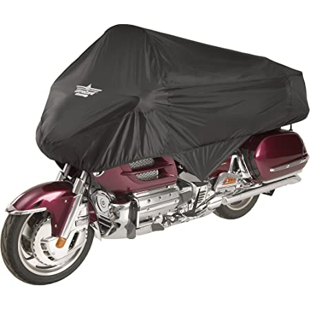Silver Nelson-Rigg UV-2000-02-MD UV-2000 Motorcycle Half Cover M