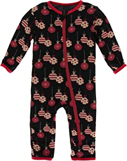 KicKee Pants Print Coverall with Zipper | Winter Celebrations 2019 Collection |
